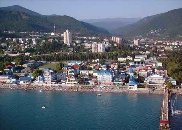 Поселок Лермонтово Фото и видео